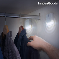 InnovaGoods Motion Sensor LED (Pack von 2) auf