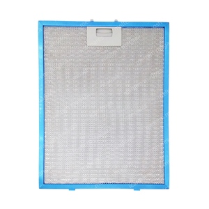 Termikel Range Hood Width 283 MM Height 338 MM Cooker Hood Mesh Filter 28,3 X33,8 CM Exhaust Hood Metal Dust Filter HT-AF0061-149