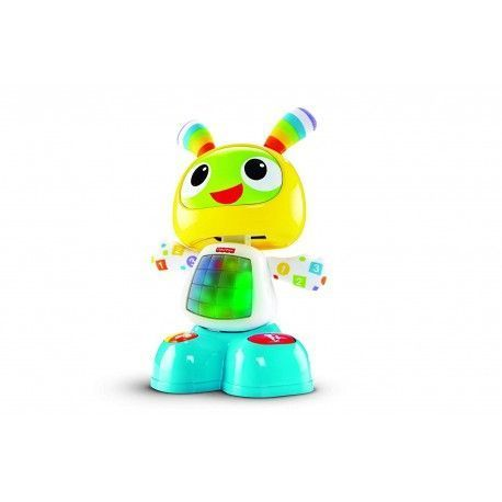 Fisher Price Robot Robi Learning Toy Baby