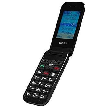 Mobile telephone for older adults Denver Electronics 2,4