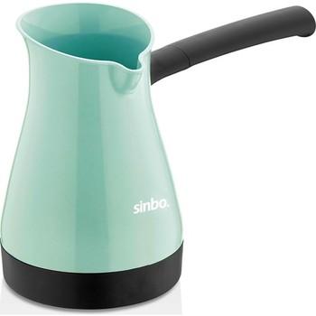 Sinbo SCM-2955 elektryczny dzbanek do kawy tanie i dobre opinie CN (pochodzenie)