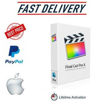 Final Cut Pro X 10.5 | Full Version |2020| Life Time Licence | MAC |