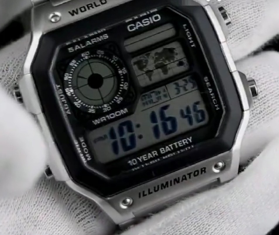 -- Relógio Quartzo Relógio