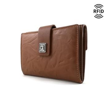 Casanova, fur, RFID, Wallets Women, woman wallet, wallets for women, Wallets women, made in Spain, Ref. 27114