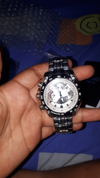 -- Homens Negócios Relógios