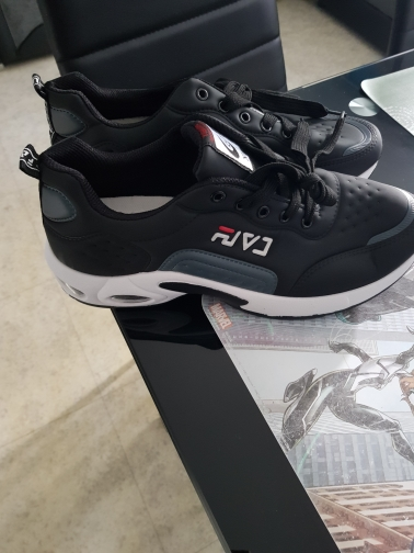 Tênis de corrida Masculino Lace-up Sapatos