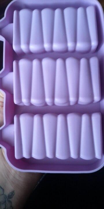 Lollipop Silicone Frozen Dessert photo review