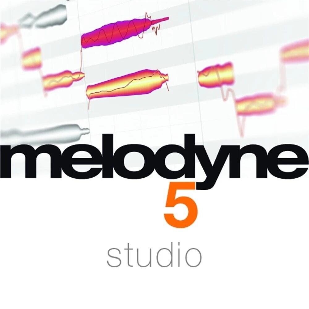 Celemony Melodyne Studio 5 Lifetime Licence