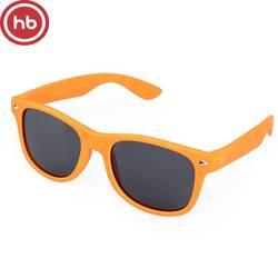 50513, Очки солнцезащитные Happy Baby оранжевого цвета с поляризацией