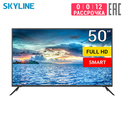 Телевизор 50 SKYLINE 50LST5970 FullHD SmartTV