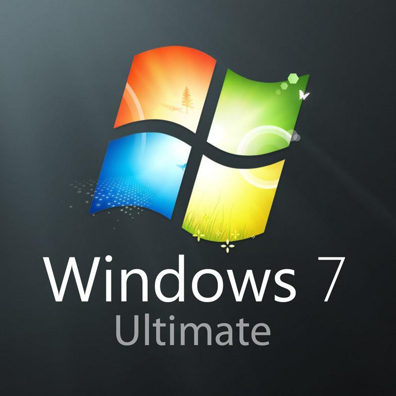 Лицензия для ключей Microsoft Windows 7 Ultimate, 32/64 бит, постоянное обновление на весь срок службы активации на всех языках.