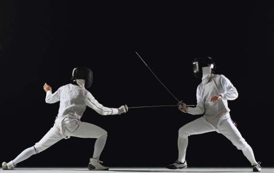 击剑是减肥或塑体最有效果的有氧运动-养生法典