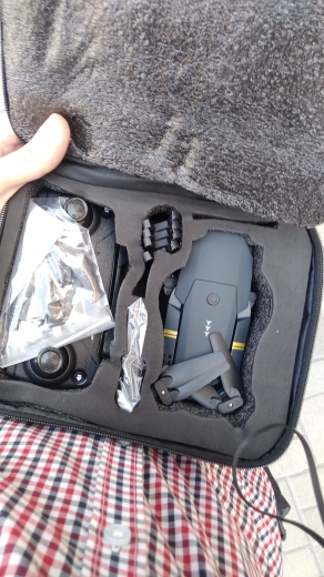 EMOTION DRONE 2.0 in-built 1080p HD Camera with Bag photo review