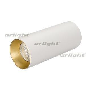 027511 Lamp SP-POLO-SURFACE-R65-8W Warm3000 (WH-GD, 40 Deg [Metal] Box 1 Pcs ARLIGHT Led Lamp.