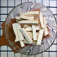 免油炸#外酥里嫩爆好吃的香酥杏鲍菇的做法图解2