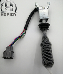 Interruptores automáticos para a frente interruptor de chifre de sinal de direção de controle reverso usado para jcb 701/80298 retroescavadeira jcb 1400b 1550b