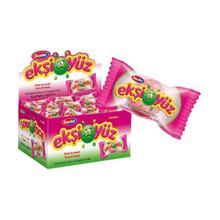 Gum FOR DELICIOUS Sour-Faces 100pieces Strawberry-Flavored Great-Cheat SAADET Ekiyz