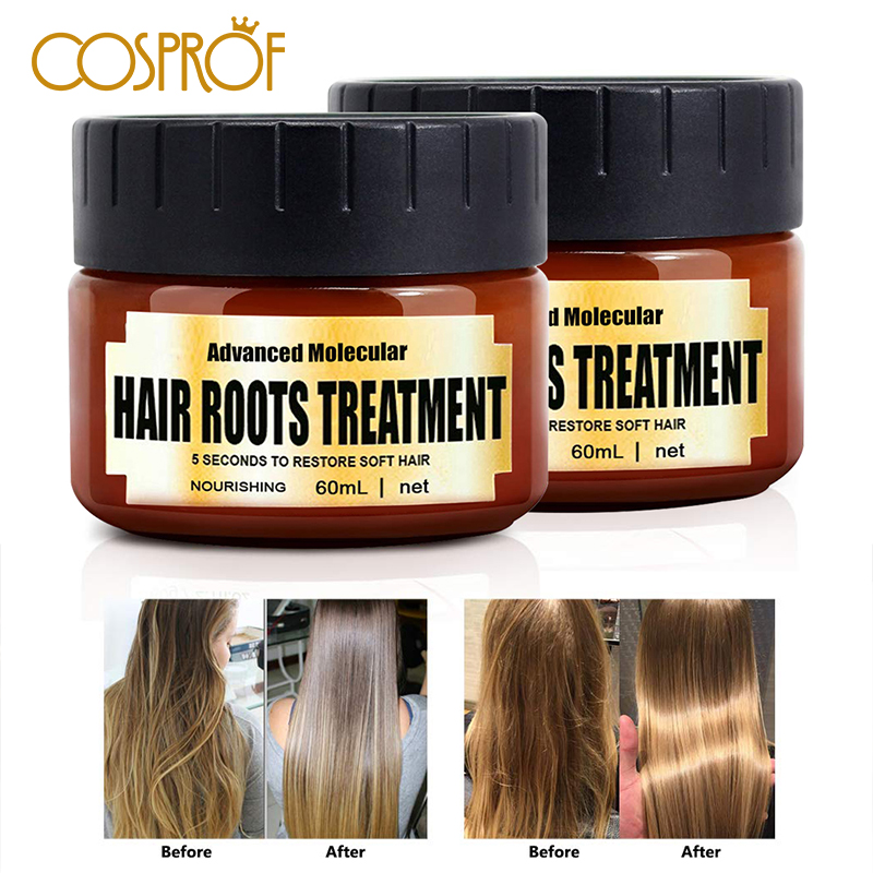 Magical Treatment Mask 5 Seconds Repairs Damage Restore Soft Hair 60ml For All Hair Types Keratin Hair & Scalp Treatment