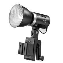 Godox ML60 60W LED Vidéo Lumière Mode Silencieux Portable Luminosité D'appui à L'ajustement Li-ion avec L'approvisionnement De COURANT ALTERNATIF Extérieur LUMIÈRE LED