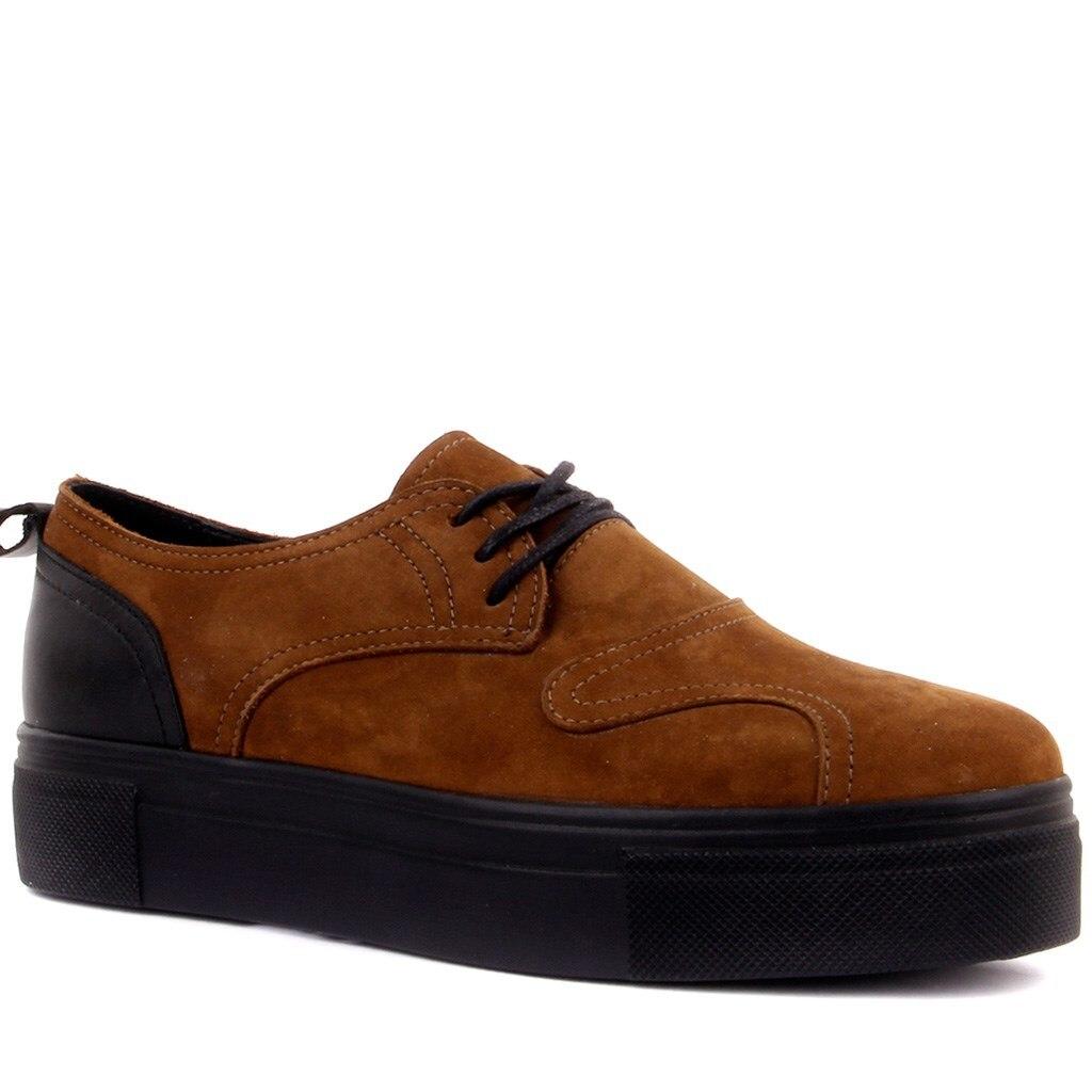 Sail lakers-cinnamon nubuck, sapatos casuais femininos de couro preto