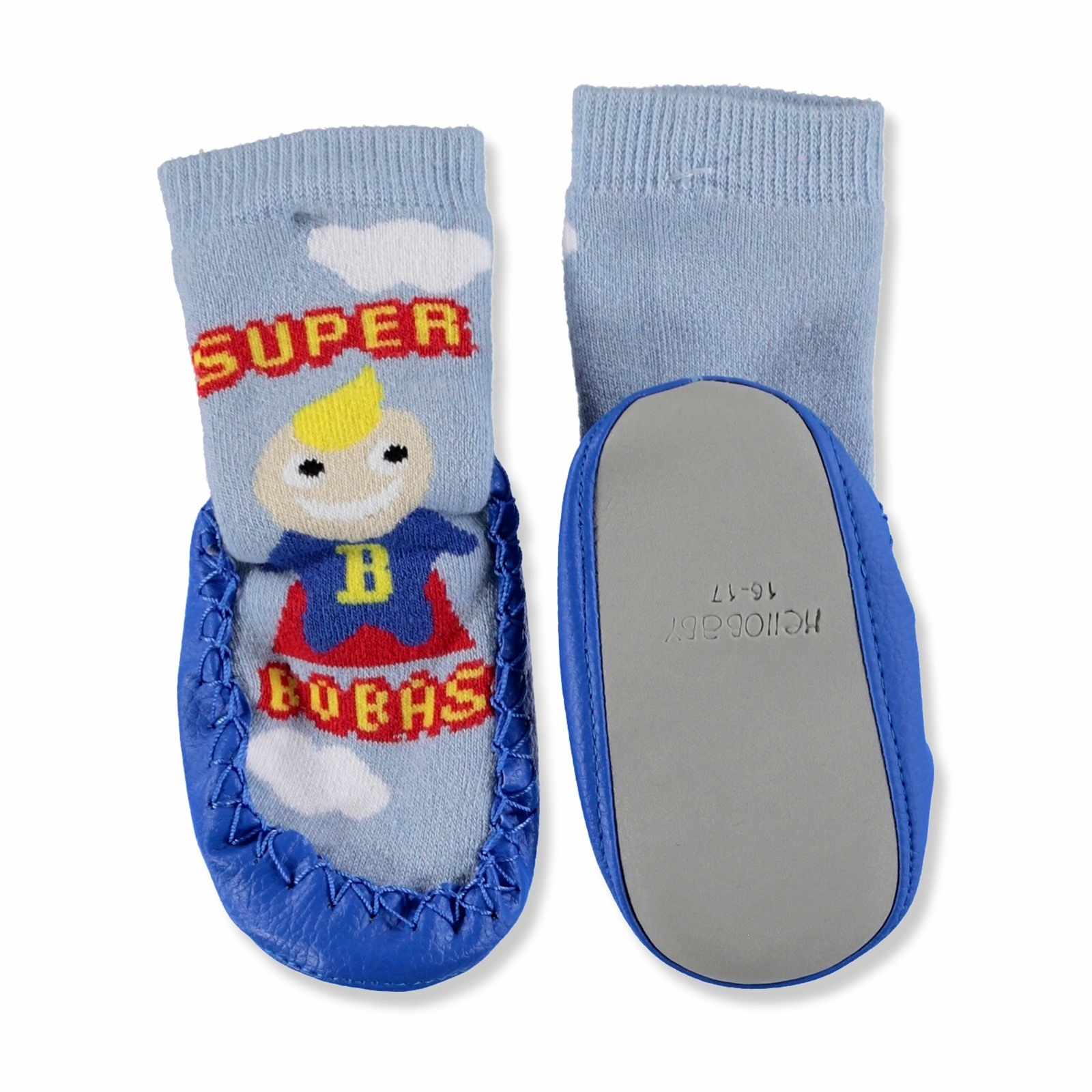 Ebebek HelloBaby Winter Detailed Baby Socks