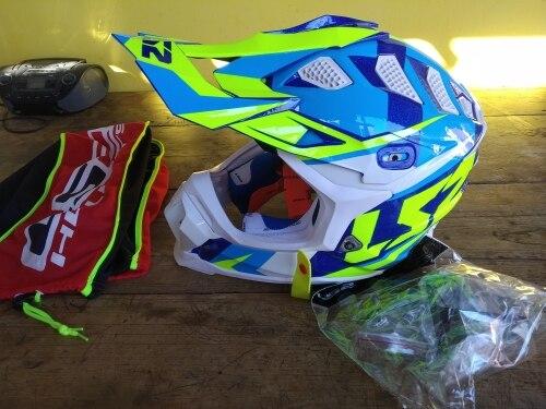 -- Capacete Inovadora Motocicleta
