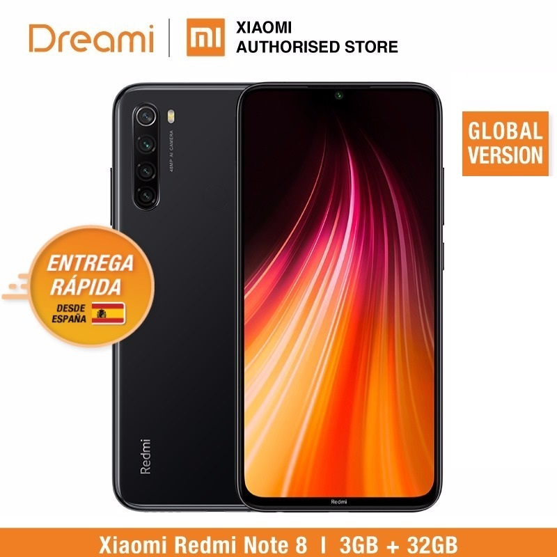 Global Version Redmi Note 8 32GB ROM 3GB RAM (LATEST ARRIVAL!), Note832gb