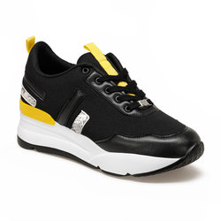 FLO 20S-340 Черная Женская спортивная обувь BUTIGO