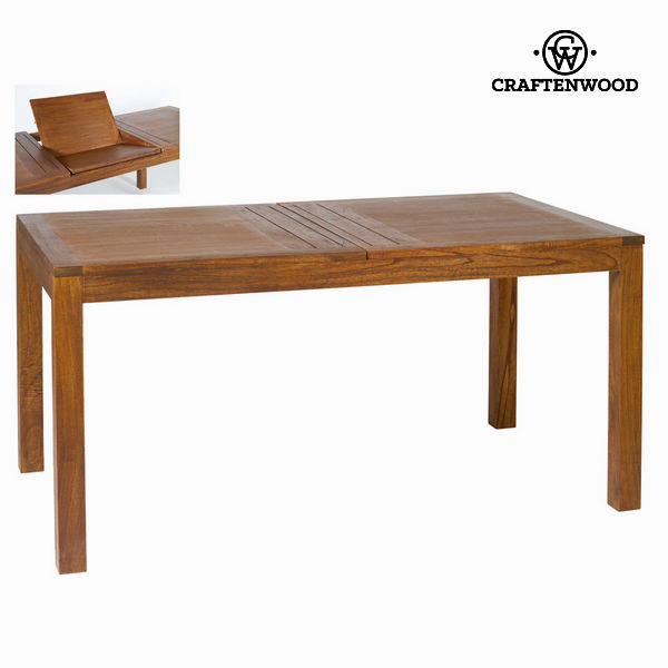 Extendible Ohio Dining Table  - Be Yourself Collection By Craftenwood