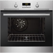 Пиролитическая печь Электролюкс 201080 2515W 60 L Inox