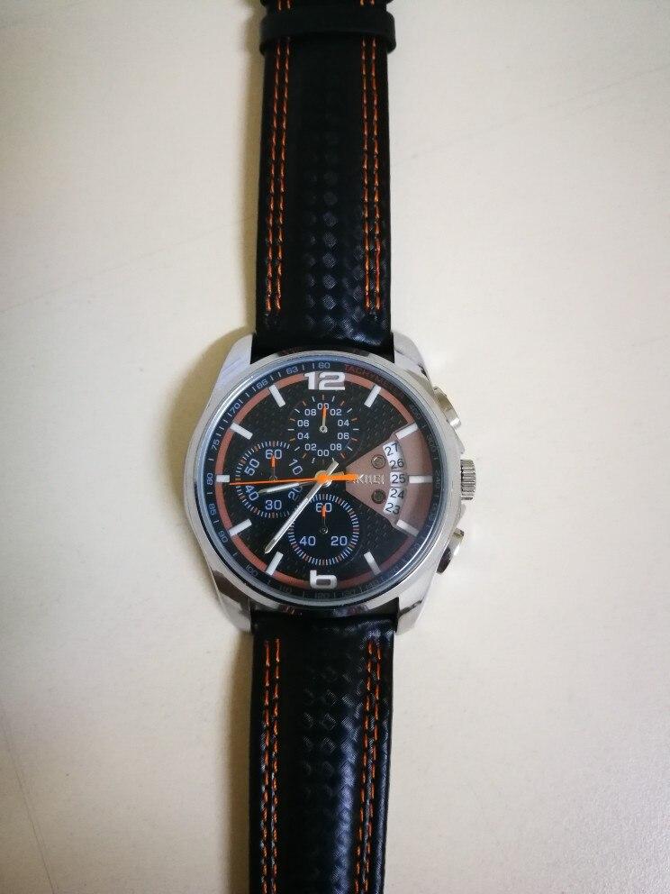 Relógios de quartzo esportes Relógios homens