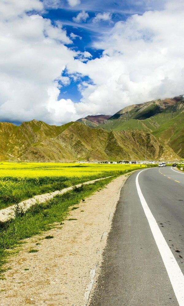 《青藏公路》封面图片