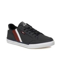 FLO AUF Navy Blau Herren Sneaker Schuhe KINETIX