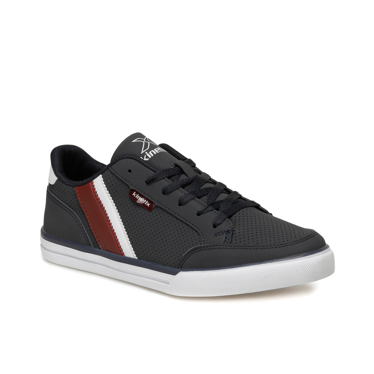 FLO ON Navy Blue Men 'S Sneaker Shoes KINETIX