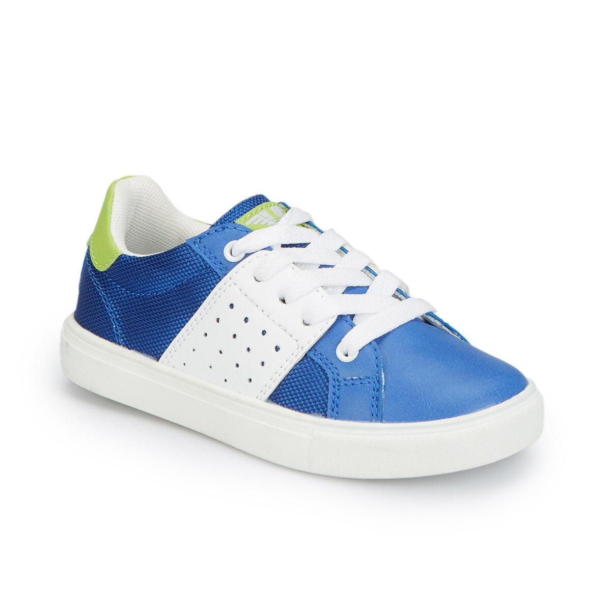 FLO 81.510398.F Navy Blue Male Child Sneaker Shoes Polaris