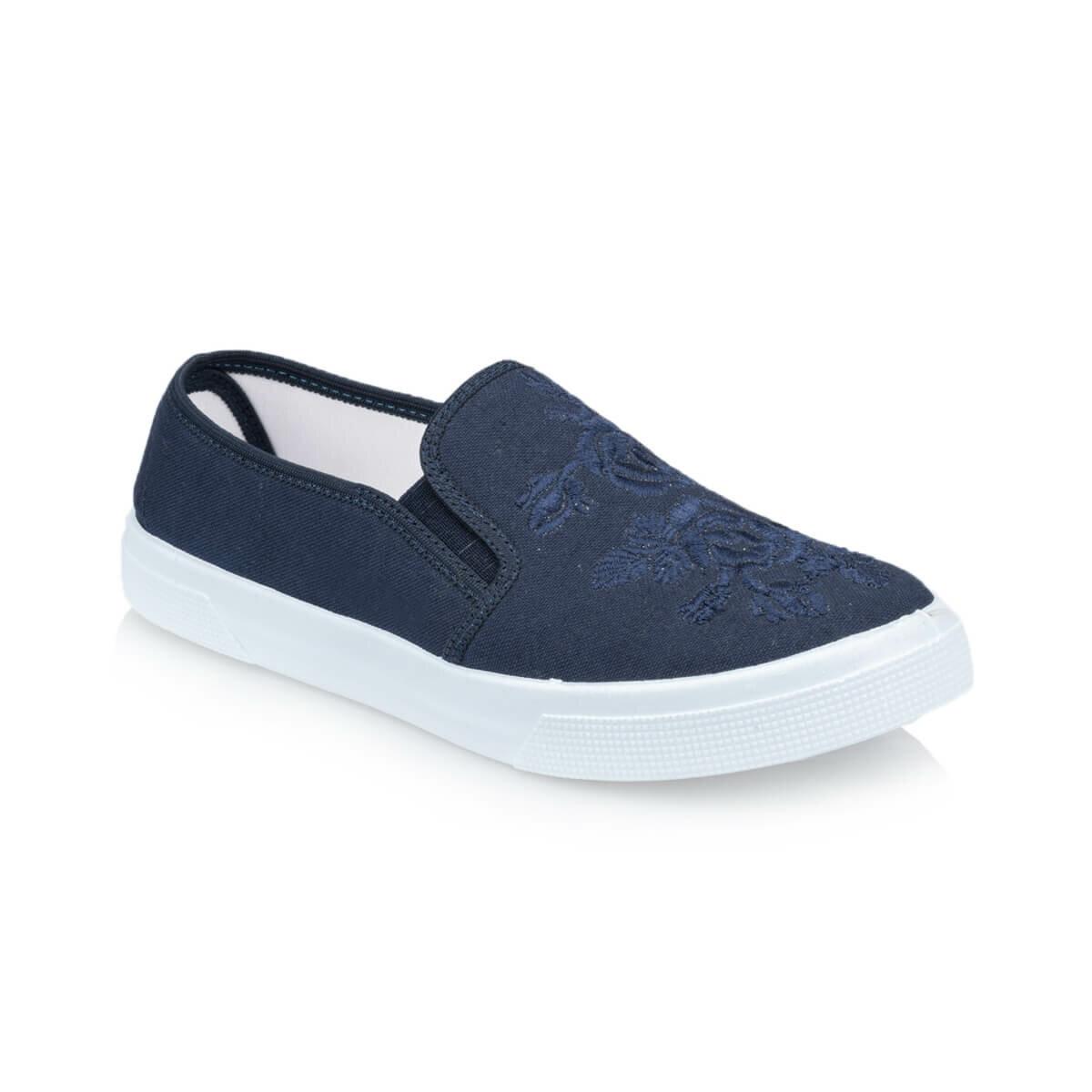FLO 91.313427.Z Navy Blue Women 'S Slip On Shoes Polaris
