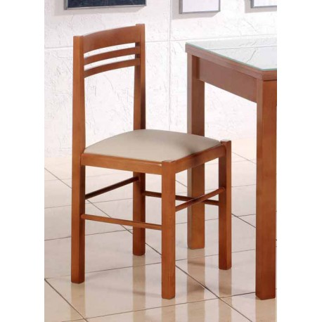 Kitchen Chair Model Orange