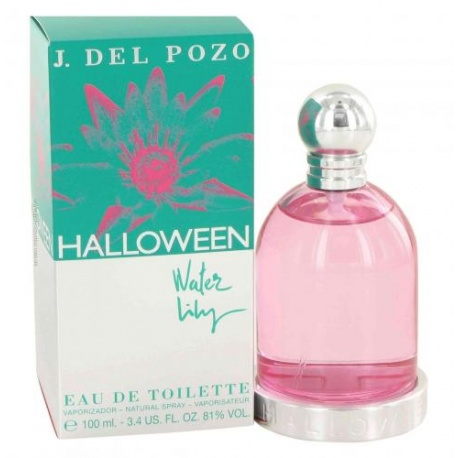 J P HALLOWEEN WATER LILY EDT SPRAY 100ML