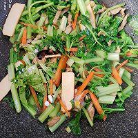 芹菜炒豆干的做法图解10