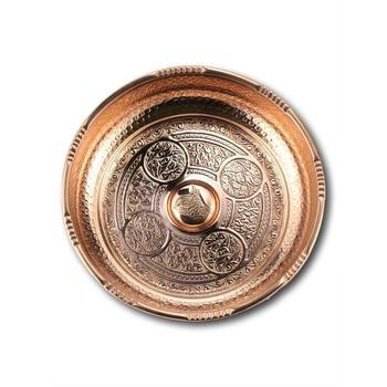 Copper Processing Bath Bowl | 20 cm x 3 Pieces | Original Copper | Craftsman construction | Turkish Bath | Bathroom | Special Pr