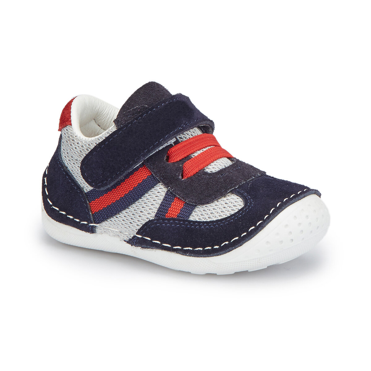 FLO 81.510046.I Navy Blue Male Child Sneaker Shoes Polaris