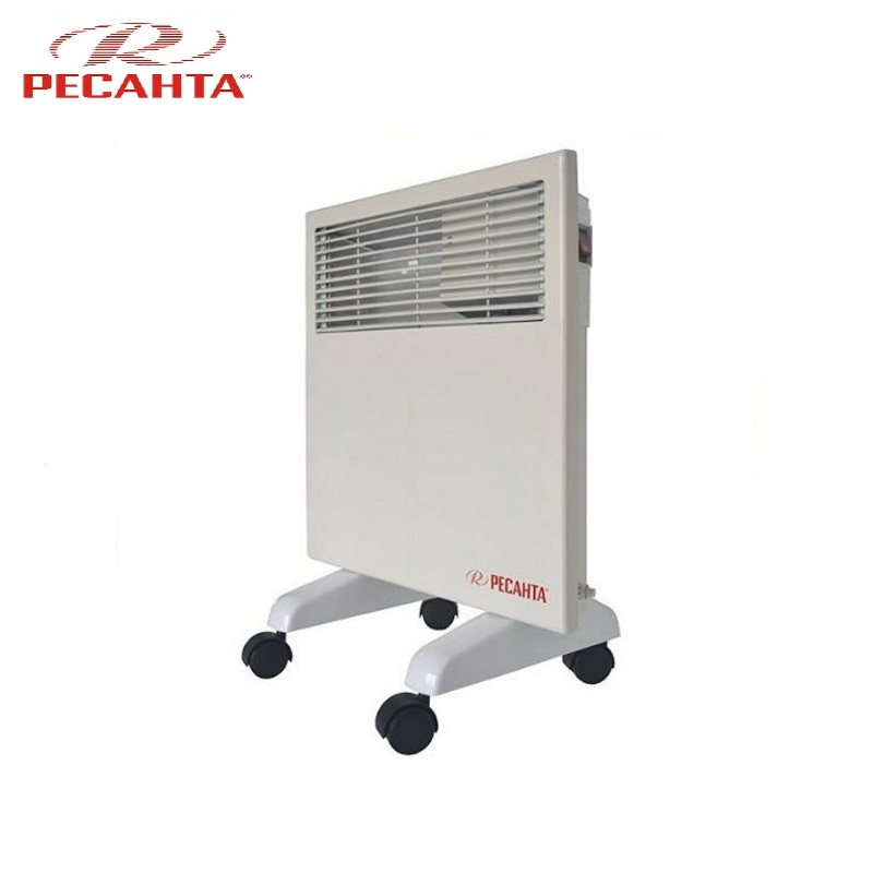 Convector Resanta OK-1500D (LCD) with programmer Heating device Electroconvector Forced convection heater Wall-hung convector the convection heater resanta ok 1000s stitch