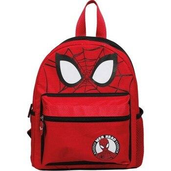 Spider-man Boy's Spider-Man Spiderman Loop Head Kindergarten Backpack Daily School Preschool Backpack 3-8 years old male