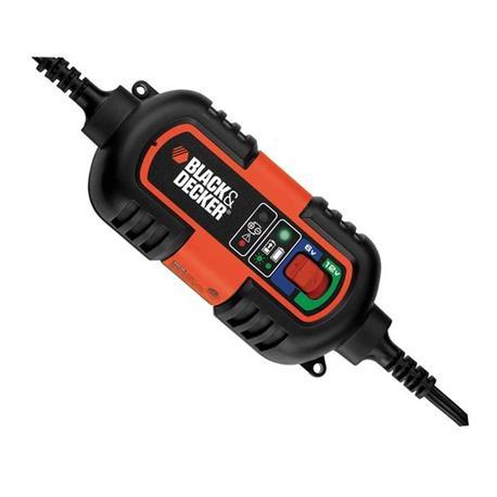 BDV090-chargeur de nance 6-12 v baterias preto & decker.