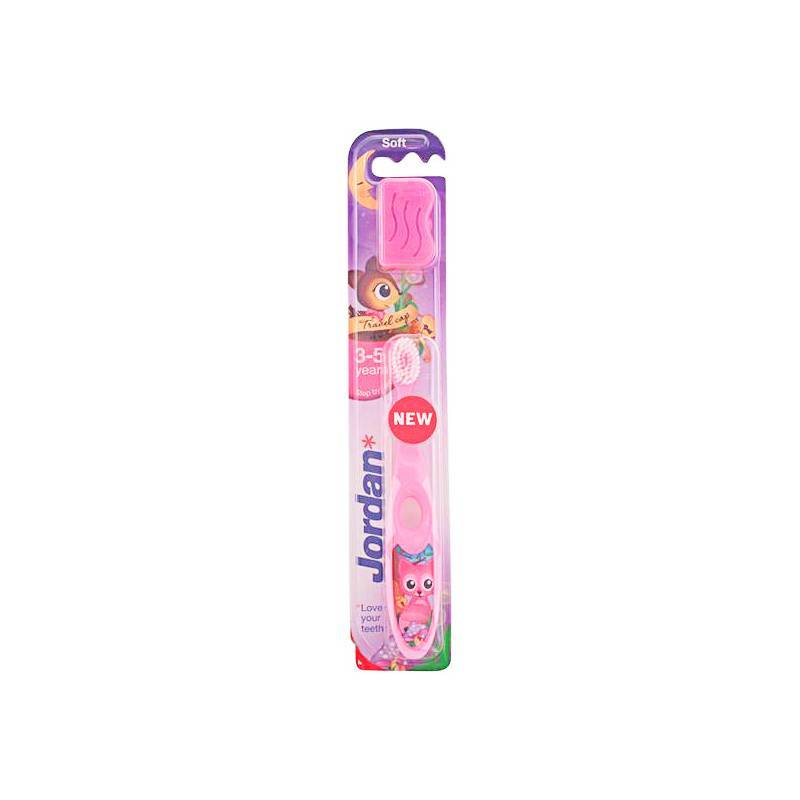 Toothbrush For Children Soft Jordan (3-5 years old) image