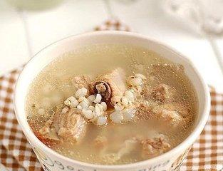 橄榄排骨头汤的做法 排骨头汤的营养-养生法典
