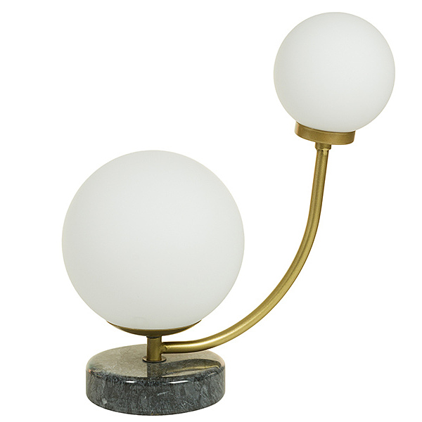 Desk Lamp Aluminium (24 X 15 X 31 Cm)