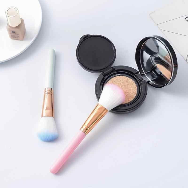 Professionele 5/1Pc Make-Up Kwasten Set Oogschaduw Foundation Poeder Eyeliner Lip Make Up Borstels Vrouwen Cosmetische Make-Up gereedschap Eye