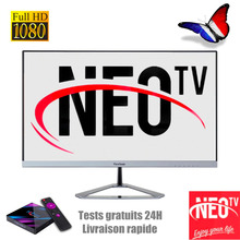 NEO TVO PRO ANDROID IOS  PC SMART TV 12MOI FAST DILVERY