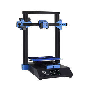 Image 3 - 3D Printer Bluer Full Metal Frame High Precision Diy Kit Glass Platform Support Auto Leveling Resume Print Filament RunOut Dete